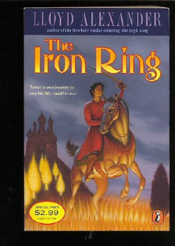 9780141311951: The Iron Ring