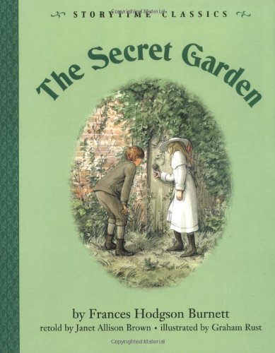 The Secret Garden (Puffin Classics): Burnett, Frances Hodgson
