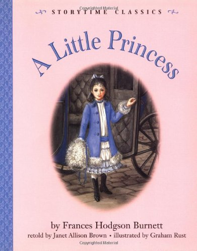 A Little Princess (Puffin Classics): Burnett, Frances Hodgson;