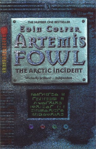9780141312132: The Arctic Incident (Artemis Fowl)