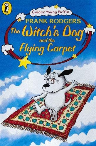9780141312217: The Witch's Dog and the Flying Carpet (Colour Young Puffin)