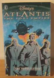 9780141312774: Atlantis: Novelization: The Lost Empire