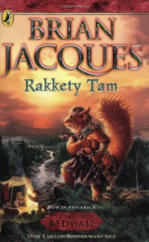 Rakkety Tam (9780141312835) by Jacques, Brian