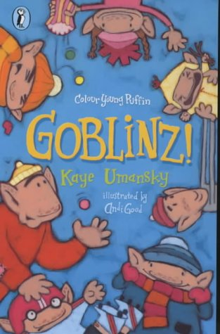 9780141313290: Goblinz! (Colour Young Puffin)