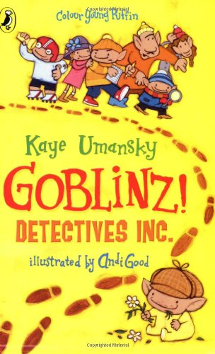 9780141315010: Colour Young Puffin Goblinz Detectives Inc