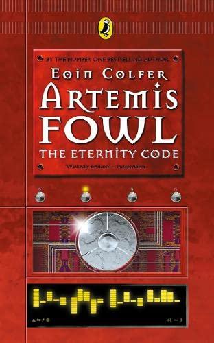 9780141315485: Artemis Fowl: The Eternity Code