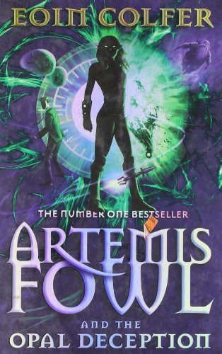 Artemis Fowl. The Opal Deception