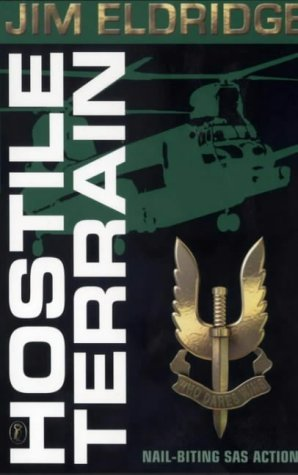 9780141315898: Hostile Terrain: Nail Biting SAS Action