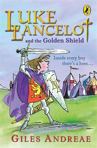 9780141316567: Luke Lancelot: The Golden Shield