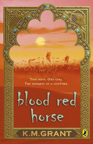 9780141317069: Blood Red Horse