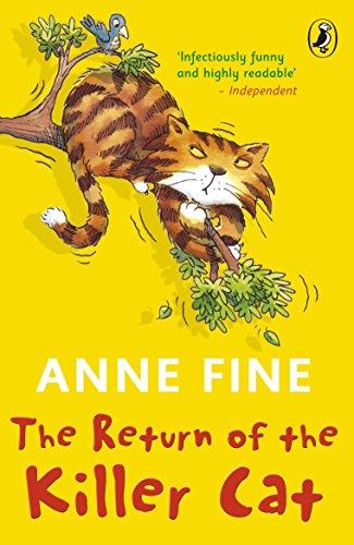 9780141317199: Return Of The Killer Cat,The