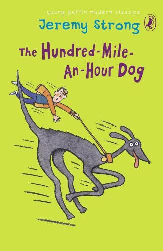 9780141317236: The Hundred-Mile-An-Hour Dog (Book & CD) (Young Puffin Modern Classics)