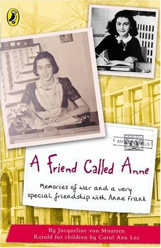 9780141317243: A Friend Called Anne