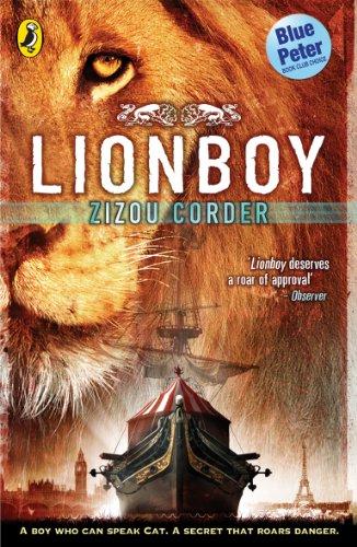 9780141317267: Lionboy