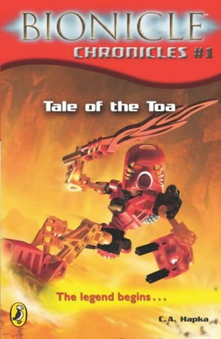 9780141317427: Tale of the Toa (Bionicle Chronicles)