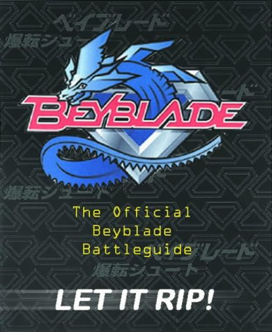 9780141317441: The Official Beyblade Battle Guide