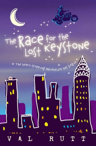 9780141317472: Race For The Lost Keystone