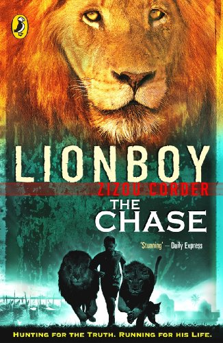 9780141317564: Lionboy: The Chase