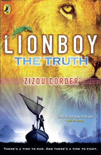 9780141317571: Lionboy: The Truth