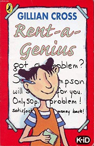 9780141317649: Rent-A-Genius (SS)