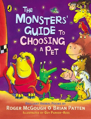 9780141317663: The Monsters' Guide to Choosing a Pet (Puffin Poetry)