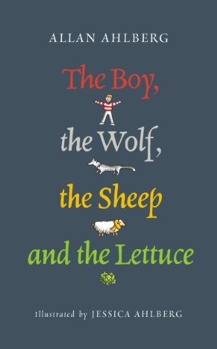 9780141317786: Boy The Wolf The Sheep And The Lettuce
