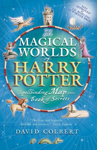 9780141318097: The Magical Worlds of Harry Potter: Map