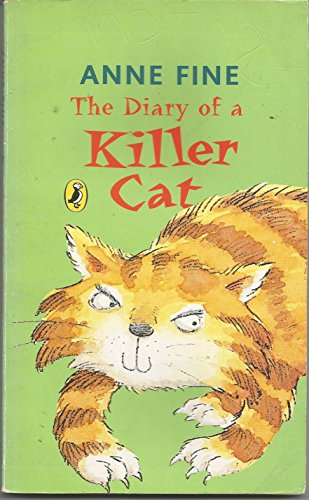 9780141318295: THE DIARY OF A KILLER CAT