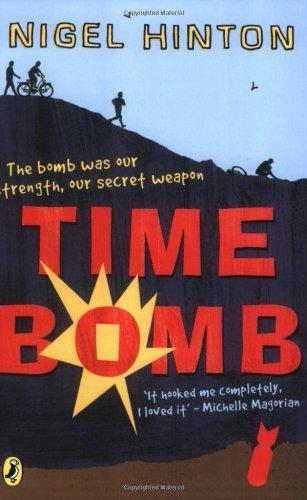 9780141318332: Time Bomb