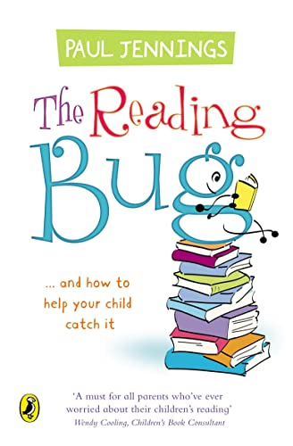 9780141318400: The Reading Bug: ...And How You Can Help Your Child to Catch it