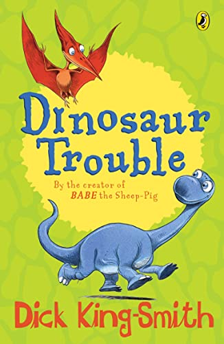 9780141318455: Dinosaur Trouble (Young Puffin Story Books)