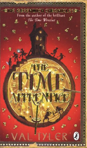 9780141318585: The Time Apprentice (Greenwich Chronicles)