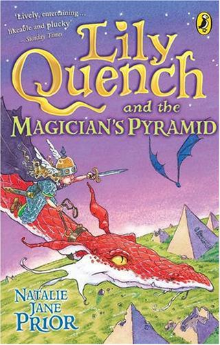 9780141318646: Lily Quench and the Magicians' Pyramid