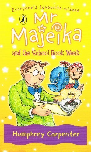 9780141318943: Mr. Majeika and the School Book Week