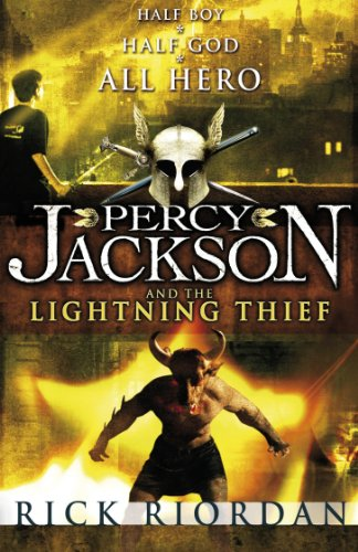 9780141319131: Percy Jackson and the Lightning Thief (Book 1)