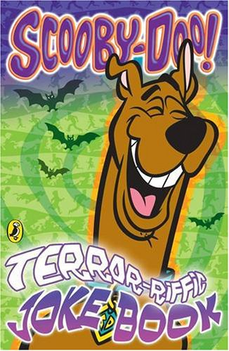 9780141319292: Scooby-Doo Terror-riffic Joke Book