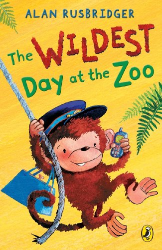 9780141319339: The Wildest Day at the Zoo
