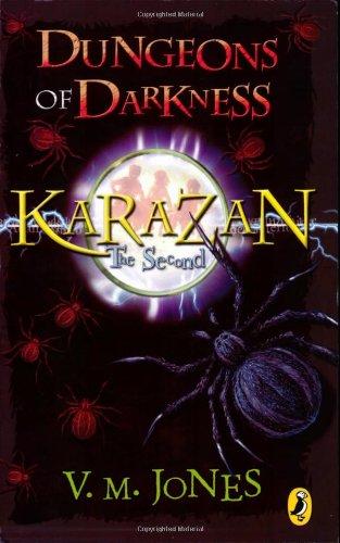 9780141319438: Karazan: Dungeons of Darkness