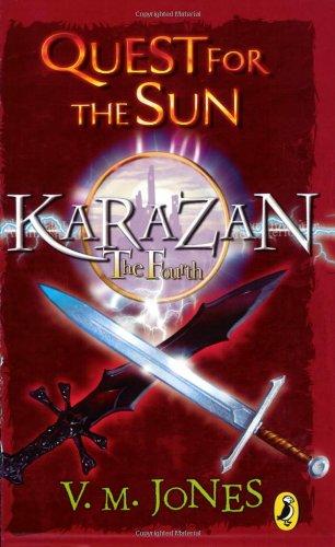 9780141319452: Karazan: Quest for the Sun (Karazan Quartet)