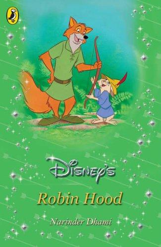 9780141319469: Robin Hood (Disney Classic Retelling)
