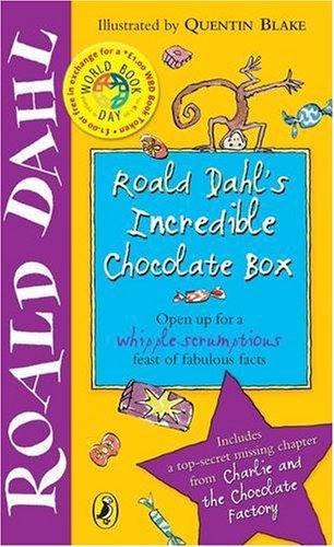 Roald Dahl's Incredible Chocolate Box: Roald Dahl