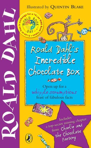 9780141319599: Roald Dahl's Incredible Chocolate Box