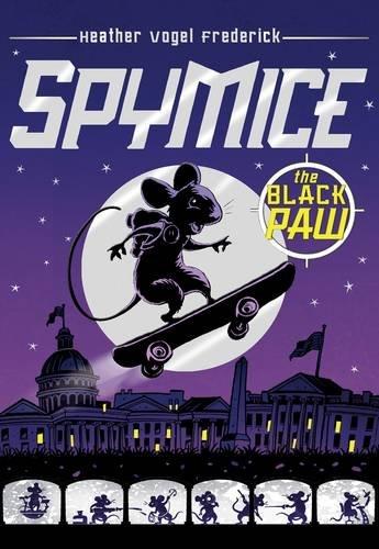 9780141319858: Spy Mice: The Black Paw