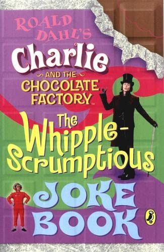 9780141319919: Charlie and the Chocolate Factory Joke Book (Film Tie in)