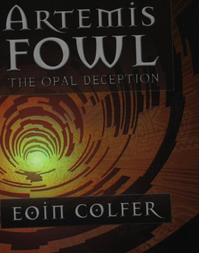 9780141320397: Artemis Fowl: The Opal Deception (TPB) (Airside)