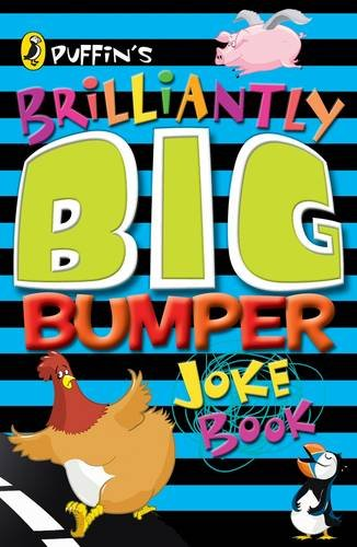 9780141320403: Puffin's Brilliantly Big Bumper Joke Book: An A-Z of Everything Funny!
