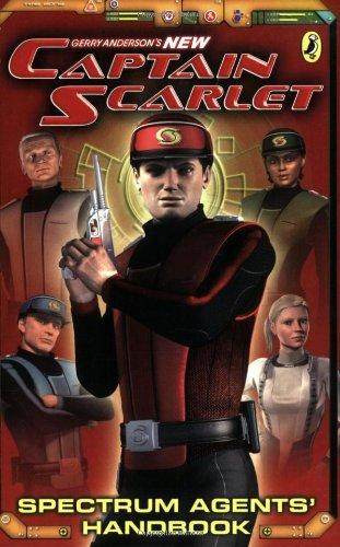9780141320496: Captain Scarlet: Spectrum Agent's Handbook