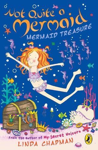 9780141320540: Not Quite a Mermaid: Mermaid Treasure