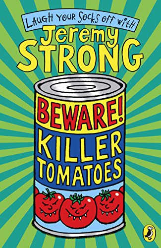 9780141320588: Beware! Killer Tomatoes