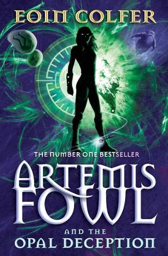 Artemis Fowl, The Opal Deception